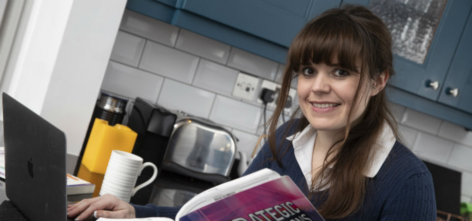 Higher education stories: Sheri from Swansea