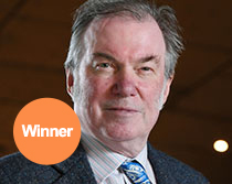 David Pountney CBE, Culture award 2018 winner