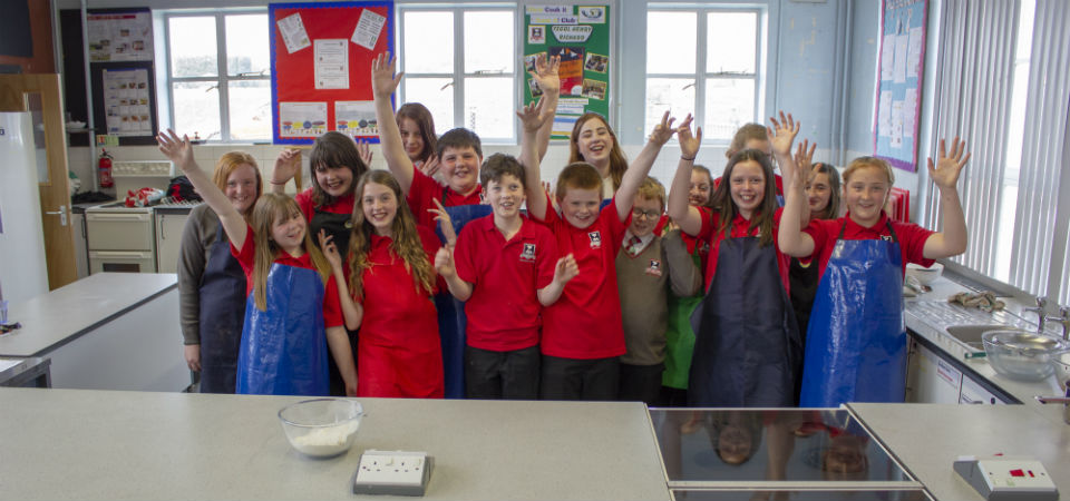 Cook It! Club - Ceredigion Youth Service