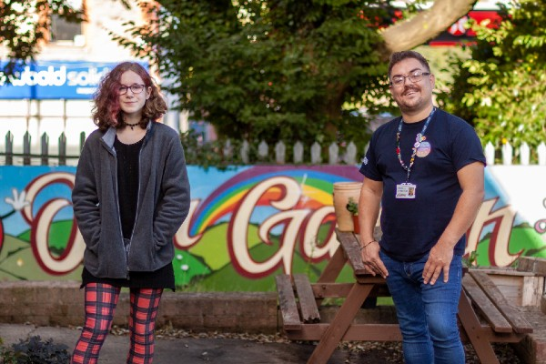Guys, Gals and Non Binary Pals (#GGNP) - Caerphilly County Borough Youth Service