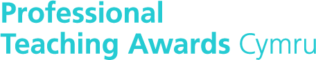 Professional Teaching Awards Cymru logo