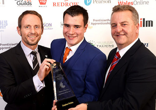Apprenticeship Awards Cymru winners and finalists