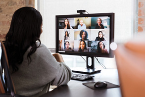 Remote working spaces