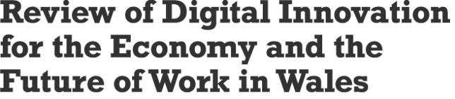 Review of Digital Innovation for the Economy and the Future of Work in Wales