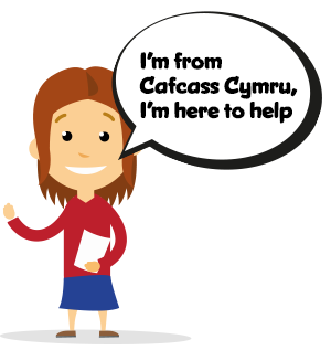 I'm from Cafcass Cymru, I'm here to help