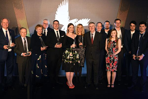 'Everyday saints' honoured at St David Awards 2019