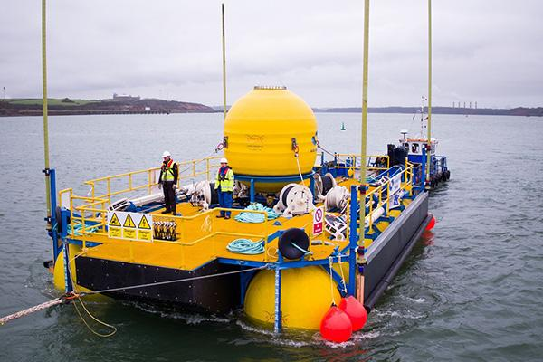 Swansea business secures £12 million EU funds for wave power project