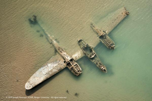 'Harlech P-38' scheduled for its historic importance and future protection