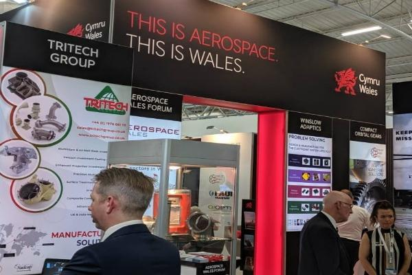 Paris Air Show success for Welsh business