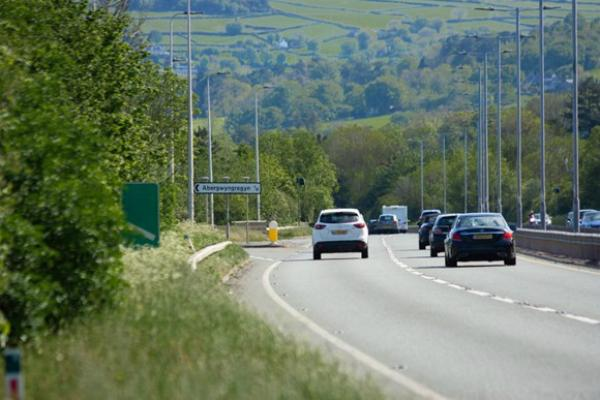Contract awarded for £29m A55 Tai'r Meibion scheme – as North Wales transport improvements continue