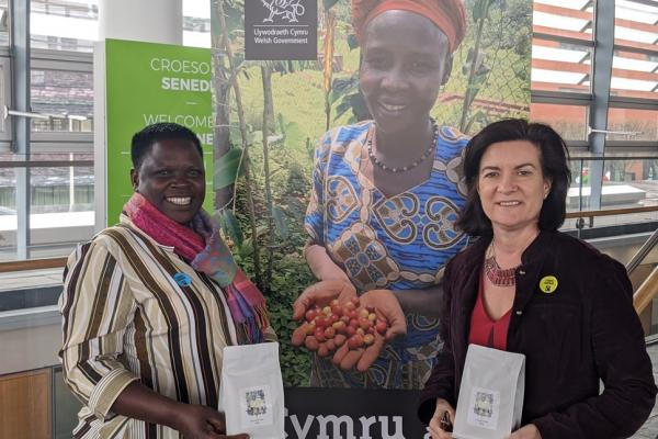 Launch of Climate Change Coffee Partnership
