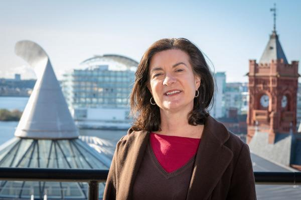 Eluned Morgan, the Minister for Mental Health, Wellbeing and Welsh Language
