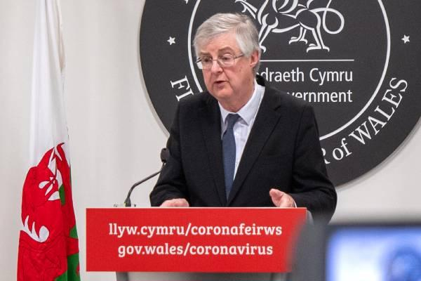 Stay local – Wales takes first steps out of lockdown